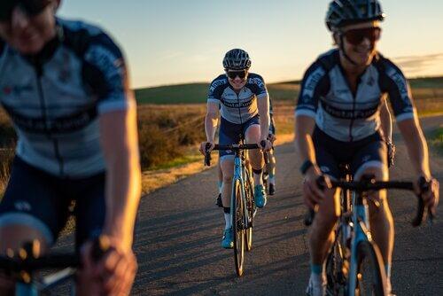 Instafund cycling team shot 2019